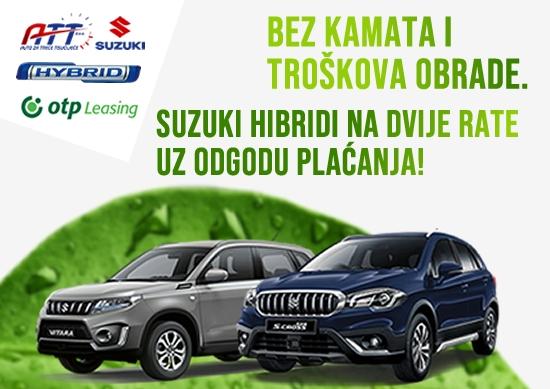 Novi Suzuki
